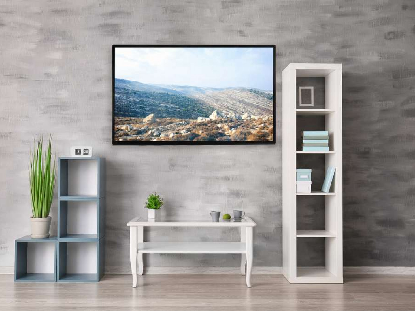 How to Wall Mount 65 Inch TV/Best Wall Mounts for Samsung TV
