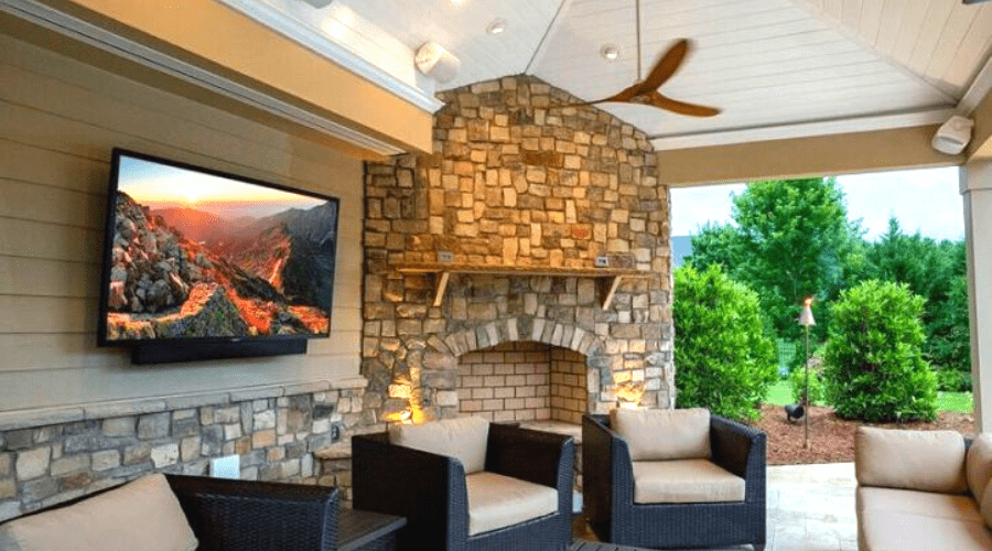 Outdoor TV Wall Mount: 6 Easy Steps for Outdoor TV Mounting